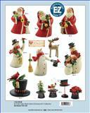 国外卡通圣诞目录-474980_工艺品设计杂志