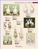 Transpac Imports2012春天花园工艺品及复活-530986_工艺品设计杂志