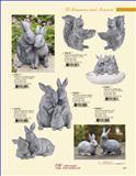 Transpac Imports2012春天花园工艺品及复活-531075_工艺品设计杂志