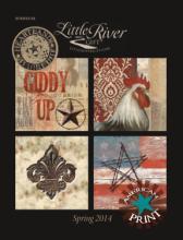 Little River Gift_国外灯具设计