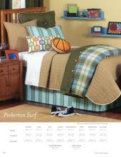 Eastern Accents Kids 2014年布艺术床上用-1190741_工艺品设计杂志