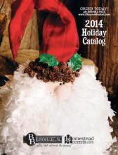 Blossom  2014年美国知名圣诞礼品目录-1192744_工艺品设计杂志