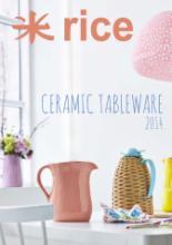 RICE ceramic
