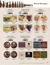 CoasterStone  2017最新流行花纹设计素材-1798211_工艺品设计杂志