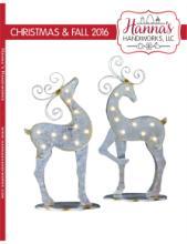 2017美国圣诞工艺品设计目录-1721375_工艺品设计杂志