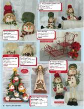 2017美国圣诞工艺品设计目录-1721704_工艺品设计杂志