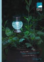 Eglo outdoor_国外灯具设计