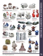 Pottery 2018年欧美室内花园陶瓷花盆设计目-1962500_工艺品设计杂志