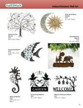 Gardman 2018国外花园目录-1964890_工艺品设计杂志