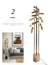 contemporary 2018年欧美创意落地灯设计素-1986516_工艺品设计杂志