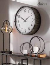 Uttermost Clocks_国外灯具设计