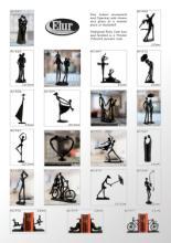 Solstice Sculptures 2017年欧美花园摆饰画-1810845_工艺品设计杂志