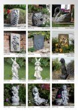 Solstice Sculptures 2017年欧美花园摆饰画-1810853_工艺品设计杂志