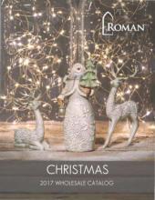 Roman 2017国外圣诞工艺品书籍-1850163_工艺品设计杂志
