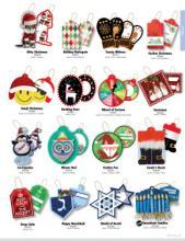 JILSON 2017年欧美室内圣诞节装饰品及包装-1854285_工艺品设计杂志