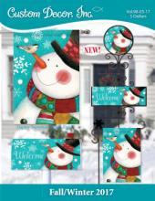 Custom Decor 2017年欧美室内圣诞节及鬼节-1854439_工艺品设计杂志