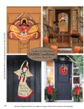 Custom Decor 2017年欧美室内圣诞节及鬼节-1854440_工艺品设计杂志