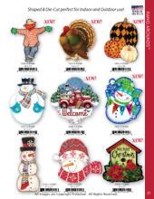 Custom Decor 2017年欧美室内圣诞节及鬼节-1854537_工艺品设计杂志
