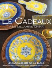 Le Cadeaux 2017年欧美室内陶瓷餐具设计素-1858754_工艺品设计杂志