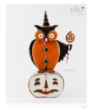180 Degrees 2017年欧美万圣节饰品设计素材-1861890_工艺品设计杂志