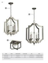craftmade 2017年欧美室内欧式灯饰灯具设计-1874101_工艺品设计杂志