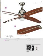 craftmade fans 2017年欧美室内风扇灯设计-1874656_工艺品设计杂志