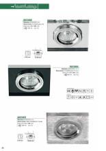 empotrados 2017年欧美室内LED灯及铜灯设计-1897450_工艺品设计杂志