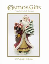 Cosmos 2017圣诞陶瓷设计目录-1901194_工艺品设计杂志