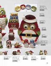Cosmos 2017圣诞陶瓷设计目录-1901198_工艺品设计杂志