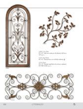 Uttermost wall 2017家居墙饰目录-1922310_工艺品设计杂志