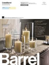 Crate Barrel 2017国外家居目录-1924203_工艺品设计杂志