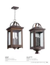 Quorum lighting 2017年欧美花园户外灯饰灯-1923284_工艺品设计杂志