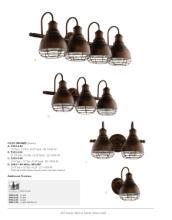 Quorum lighting  2017年欧美室内欧式墙灯-1924522_工艺品设计杂志