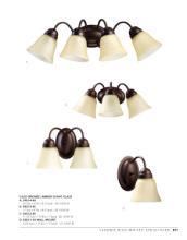 Quorum lighting  2017年欧美室内欧式墙灯-1924530_工艺品设计杂志