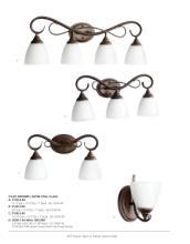 Quorum lighting  2017年欧美室内欧式墙灯-1924539_工艺品设计杂志