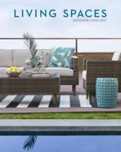 living spaces 2017年欧美花园户外家具设计-1925819_工艺品设计杂志