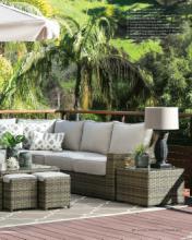 living spaces 2017年欧美花园户外家具设计-1925867_工艺品设计杂志