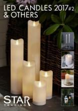 LedCandel 2017年欧美室内节日LED灯蜡烛制-1927796_工艺品设计杂志