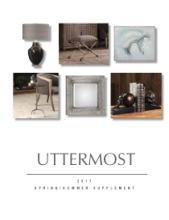 UTTERMOST 2017年欧美室内家具设计素材-1927995_工艺品设计杂志