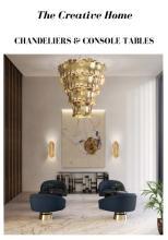 Chandeliers 2017年欧美室内水晶蜡烛吊灯设-1929263_工艺品设计杂志