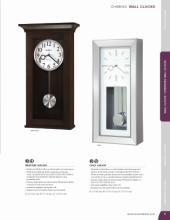 Howard 2017年欧美室内时钟设计画册。-1915813_工艺品设计杂志