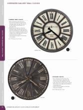 Howard 2017年欧美室内时钟设计画册。-1915816_工艺品设计杂志