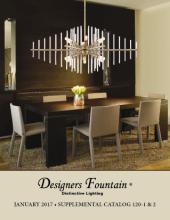 fountain 2017年欧美室内灯饰灯具设计目录-1937468_工艺品设计杂志