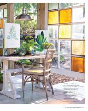 living spaces 2017年欧美室内家居装饰设计-1932785_工艺品设计杂志