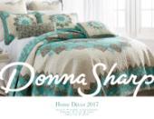 donna 2017年欧美室内布艺床上用品设计素材-1934002_工艺品设计杂志