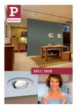 Paulmann Light 2018年欧美灯饰书籍目录-2002921_工艺品设计杂志
