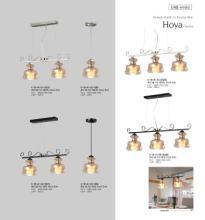 LEO 2018年灯饰灯具设计素材目录-2009323_工艺品设计杂志