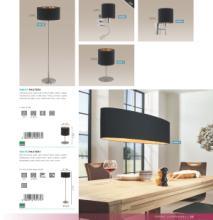 eglo 2018年欧美室内现代简约灯设计目录。-2009484_工艺品设计杂志