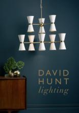 David Hunt 2018年灯饰灯具设计书籍目录-2010748_工艺品设计杂志