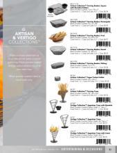 TableCraft 2018陶瓷餐具目录-1998805_工艺品设计杂志